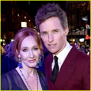 Eddie Redmayne Doesn't Support J.K. Rowling's Anti-Trans Comments, But Calls 'Vitriol' Towards Her 'Absolutely Disgusting'