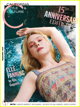 Elle Fanning Says Kids Made Fun of Her 'Eccentric' Sense of Style