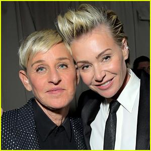 Ellen DeGeneres Reveals Dog Kid Broke His Leg in an Accident