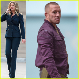 Emily VanCamp, Georges St-Pierre, & More 'Falcon & Winter Soldier' Stars Return to Marvel Set Amid Pandemic