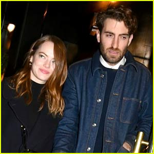 Emma Stone & Dave McCary Are Indeed Married!