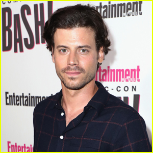 Francois Arnaud Comes Out as Bisexual