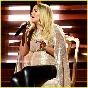 Pregnant Gabby Barrett Performs at ACM Awards 2020 Alongside Husband Cade Foehner!