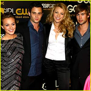 'Gossip Girl' Turns 13 - Look Back at the Cast at the 2007 Premiere Event!