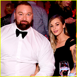 'Game of Thrones' Star Hafthor Julius Bjornsson Welcomes First Child with Kelsey Henson