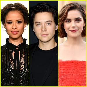 Gugu Mbatha-Raw to Star in 'Blood Ties' Movie with Kiernan Shipka & Cole Sprouse!