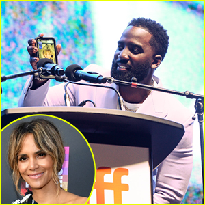Halle Berry FaceTimes Into The Premiere of 'Bruised' at Toronto Film Festival 2020