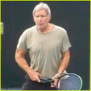 Harrison Ford Is Still Staying Very Active at 78 - See Photos from His Tennis Match!
