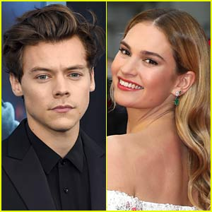 Harry Styles & Lily James Eyed to Star in 'My Policeman,' About the Passionate Relationship Between Two Men