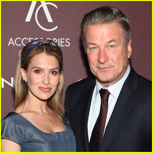 Alec & Hilaria Baldwin Reveal Name & Share First Photo of Newborn Son!