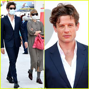 Imogen Poots Joins Boyfriend James Norton at His Venice Film Festival Premiere!