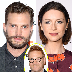 Jamie Dornan & Caitriona Balfe to Play Kenneth Branagh's Parents in a Movie About His Childhood!