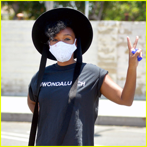 Janelle Monae Debuts Motivational Song 'Turntables' - Listen & Read the Lyrics!