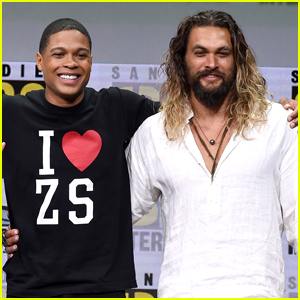 Jason Momoa Backs Ray Fisher's Claims More; Says Cast Was Treated 'Sh--ty' On 'Justice League' Set