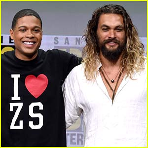 Jason Momoa Posts Support for Ray Fisher Amid Warner Bros. Investigation