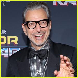 Jeff Goldblum Reveals Which 'Thor: Ragnarok' Co-Star Left Him 'Starstruck'