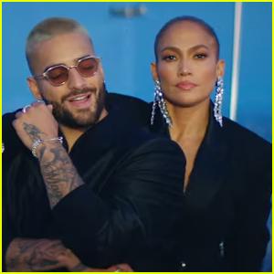 Jennifer Lopez & Maluma Release Two-Part Music Video for 'Pa' Ti' & 'Lonely' - Watch!