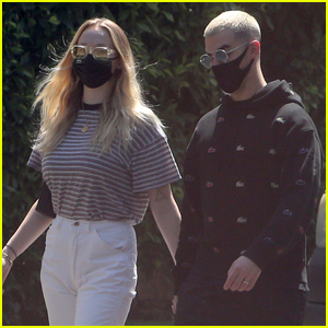 Joe Jonas & Sophie Turner Step Out for First Time Since Welcoming Daughter Willa!