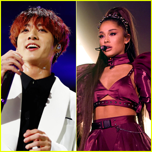 Fans Think Ariana Grande & Jungkook of BTS Did a Song Together!