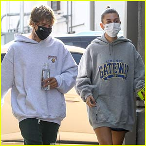 Justin & Hailey Bieber's Masks Cost Just $1.20 & Celebs Are Loving Them!