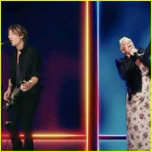 Keith Urban & Pink Perform New Duet 'One Too Many' for First Time at ACM Awards 2020 - Watch!
