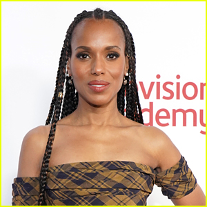 Kerry Washington Was Asked If Olivia Pope Would Ever Moderate a Presidential Debate
