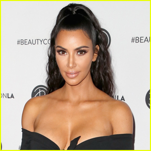 Kim Kardashian Calls This Star a 'Great Role Model for Children' in Time 100 Profile