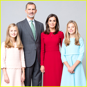Spain's Princess Leonor & Sofia To Be Quarantined After Classmate Tests Positive for Coronavirus