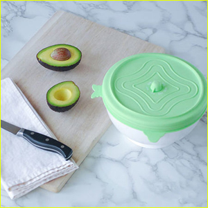 Keep Your Fridge Organized With These Reusable Silicone Lids!