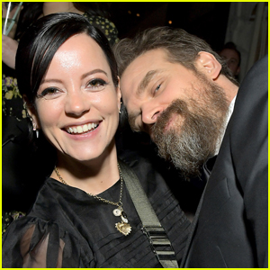Lily Allen Shares First Photos from Wedding to David Harbour!