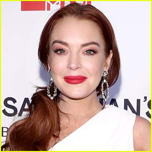 Lindsay Lohan Is Being Sued for Breaching Contract with Book Publisher