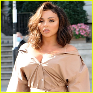 Jesy Nelson Has Panic Attack During Little Mix's BBC Radio 1 Appearance