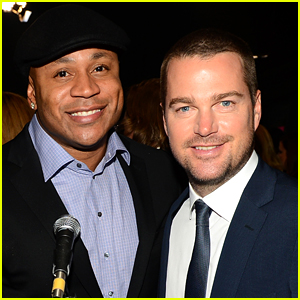 'NCIS' Stars Chris O'Donnell & LL Cool J Are Teaming Up For A Very Unexpected TV Series