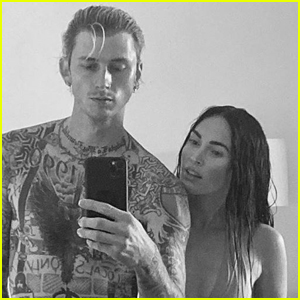 Machine Gun Kelly Says He Fell in Love for 'the First Time' with Megan Fox