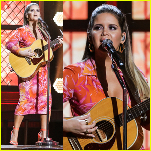 Maren Morris Gives First Performance Since Giving Birth at ACM Awards 2020 - Watch!