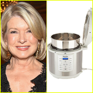 This 7-in-1 Stainless Steel Pressure Cooker From Martha Stewart is Available At 36% Off