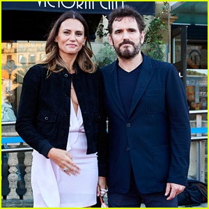 Matt Dillon Brings Girlfriend Roberta Mastromichele To 'The Great Fellove' Premiere at San Sebastian Film Festival
