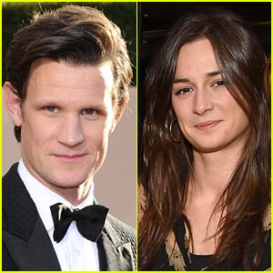 Matt Smith Spotted Getting Cozy with Director Sophie Russell on a Date in London