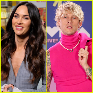 Megan Fox Might Have Gotten a New Tattoo In Tribute To Boyfriend Machine Gun Kelly