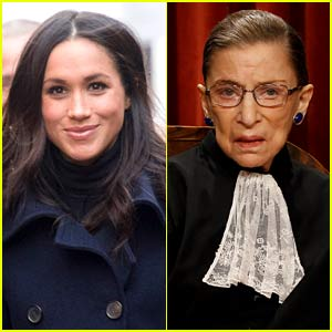 Meghan Markle Honors the Legacy of Ruth Bader Ginsburg - Read Her Statement