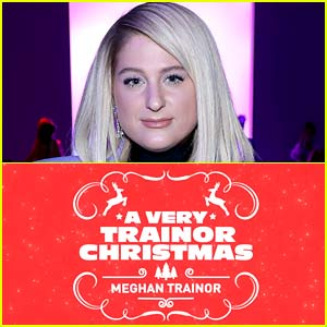 Meghan Trainor Will Be Releasing Her First-Ever Christmas Album This Year!
