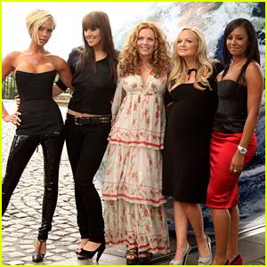 Mel C Reveals How The Spice Girls Got Their Nicknames