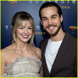 Melissa Benoist Gives Birth to First Child with Chris Wood!