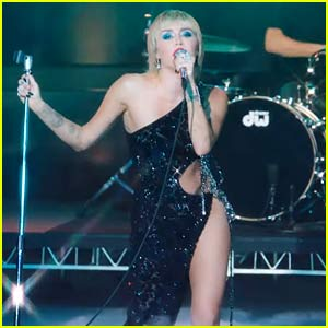 Miley Cyrus Performs 'Midnight Sky,' Plus a Hall & Oates Cover, on 'Fallon' - Watch Now!