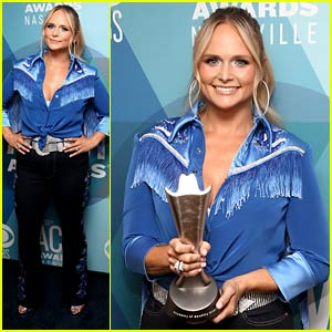 Miranda Lambert Extends Her ACM Awards Record with 35th Win, Performs 'Bluebird' at the Bluebird!