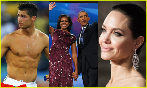 World's Most Admired Men & Women of 2020 Revealed - See the Top 10!