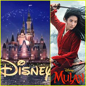 'Mulan' Opening Credits Feature Shanghai Disneyland's Enchanted Storybook Castle