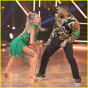 Nelly Gets His Groove On With a Cha Cha on 'Dancing With The Stars' Week Two