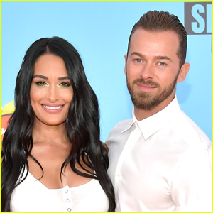 Nikki Bella Doesn't Have Any Help with Son Matteo as Artem Chigvintsev Returns to 'DWTS'