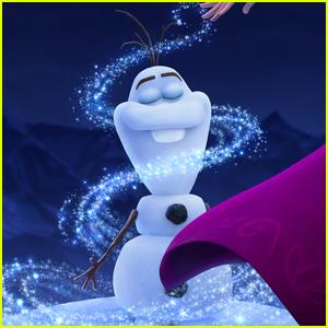 'Frozen's Olaf is Getting an Origin Story on Disney+